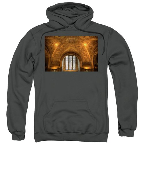 Rotunda Ceiling Royal Ontario Museum Sweatshirt
