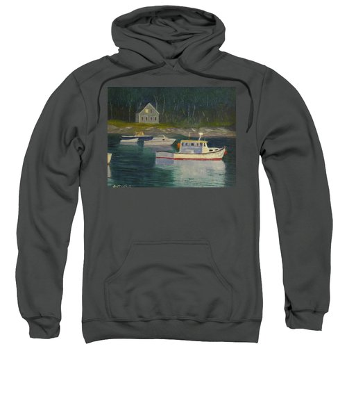 Round Pond Fading Light Sweatshirt