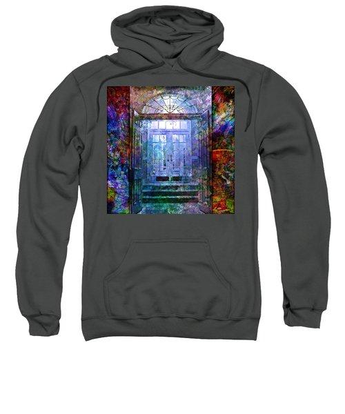 Rounded Doors Sweatshirt