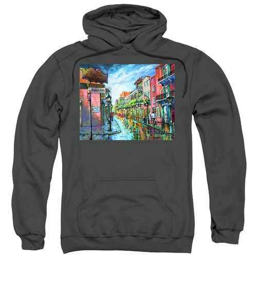 Royal Lights Sweatshirt