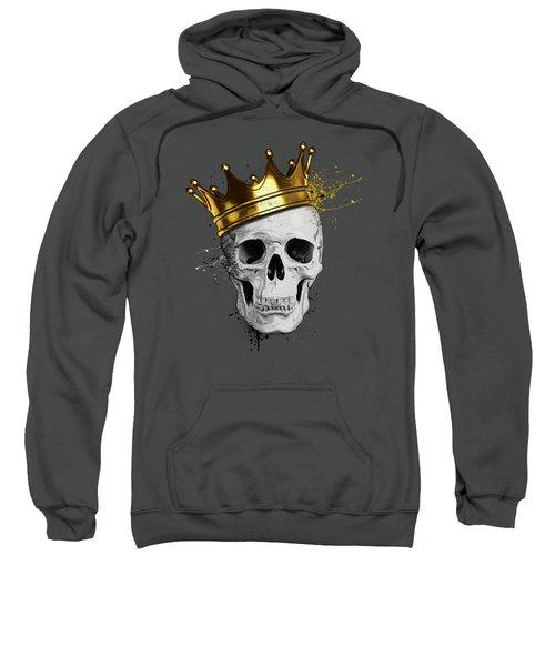 Royal Skull Sweatshirt