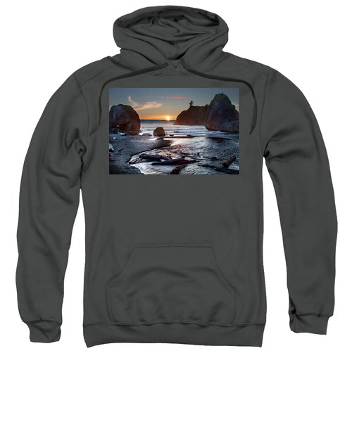 Ruby Beach #1 Sweatshirt