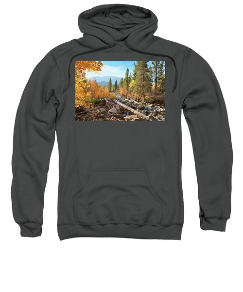 Rugged Sierra Beauty Sweatshirt