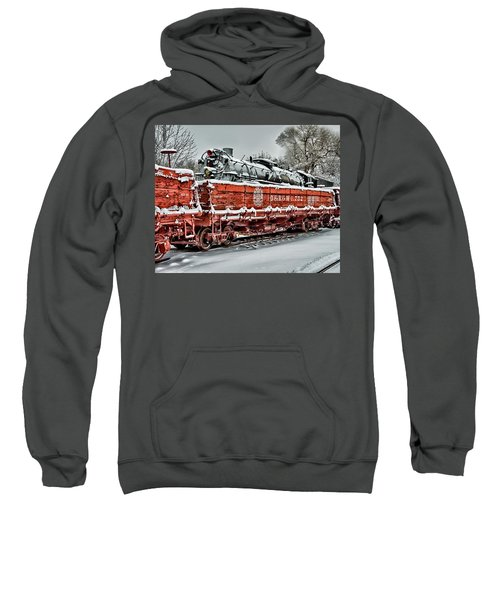 Running Out Of Steam Sweatshirt