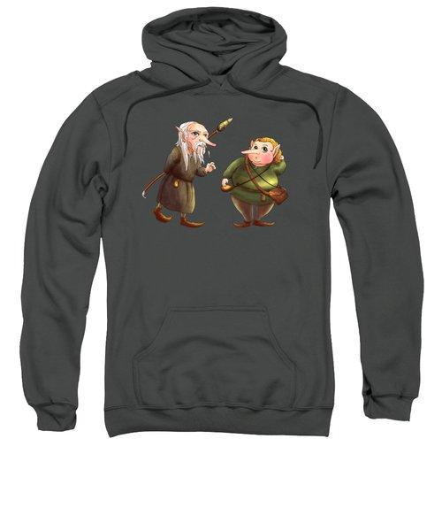 Rupert And Shuman Sweatshirt