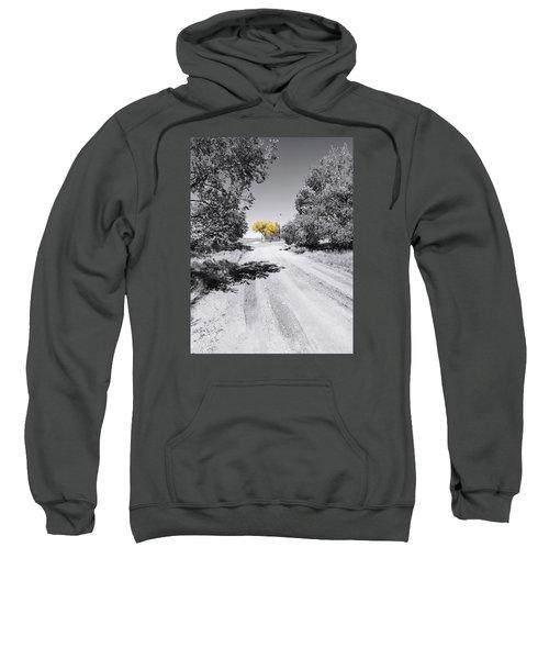 Rural Autumn Splash Sweatshirt