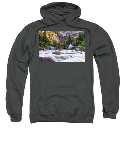 Rush Of The Merced Sweatshirt