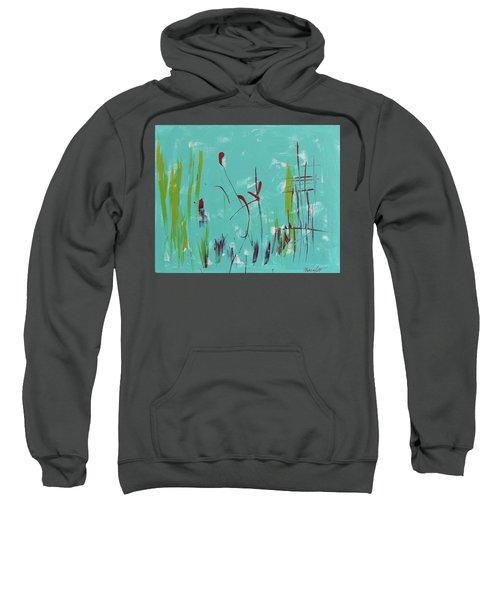 Rushes And Reeds Sweatshirt