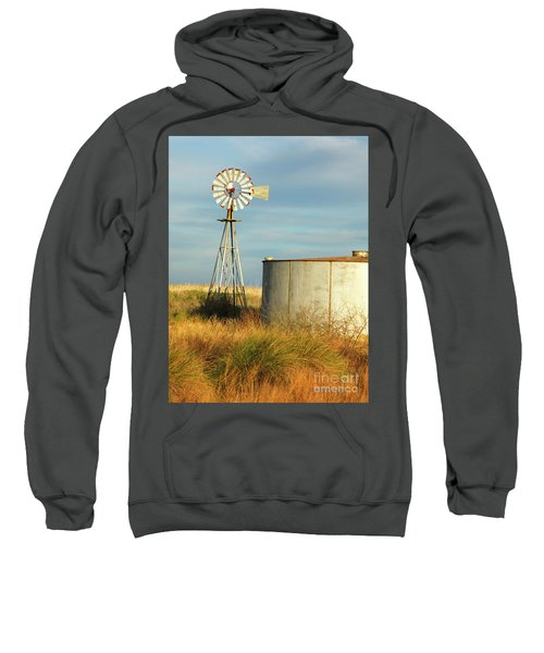 Rust Find Its Place Sweatshirt