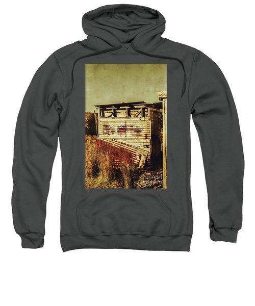 Rustic Abandonment Sweatshirt
