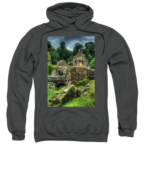 Rustic Abbey Remains Sweatshirt