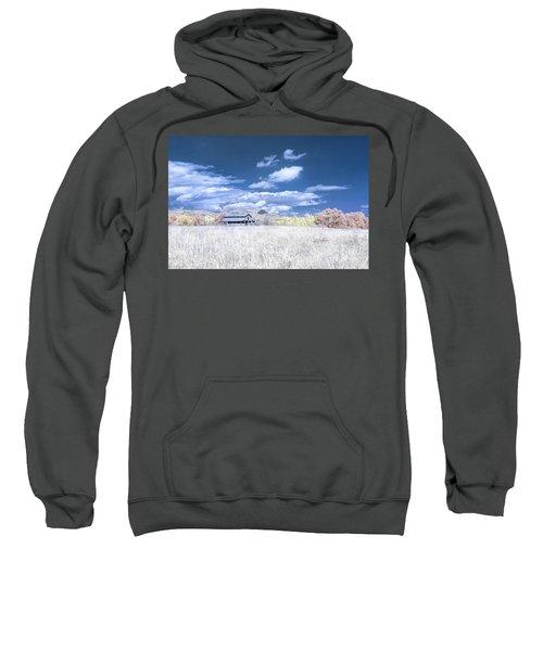 S C Upstate Barn Faux Color Sweatshirt