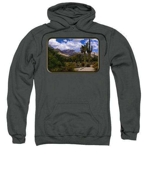 Sabino Canyon No4 Sweatshirt