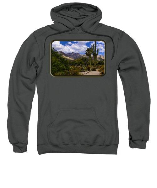 Sabino Canyon No4 Sweatshirt