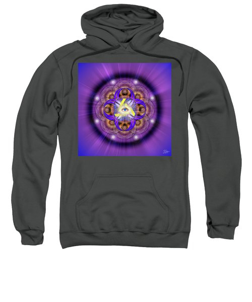 Sacred Geometry 639 Sweatshirt