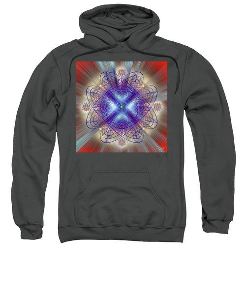Sacred Geometry 656 Sweatshirt
