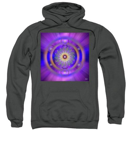 Sacred Geometry 658 Sweatshirt