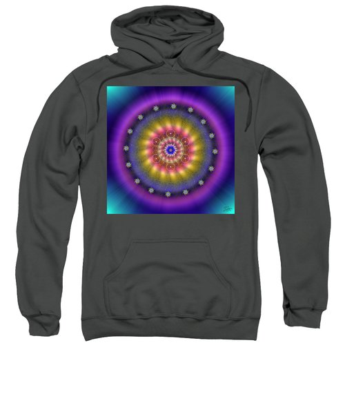 Sacred Geometry 659 Sweatshirt