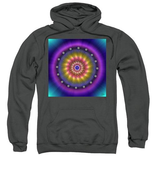 Sacred Geometry 659 Sweatshirt