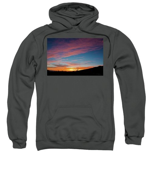 Saddle Road Sunset Sweatshirt