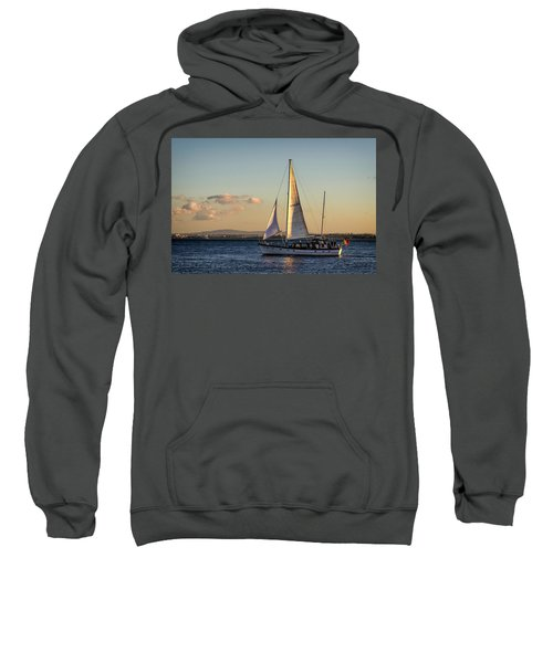 Sail Away From Lisbon Sweatshirt
