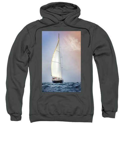 Sailboat 9 Sweatshirt
