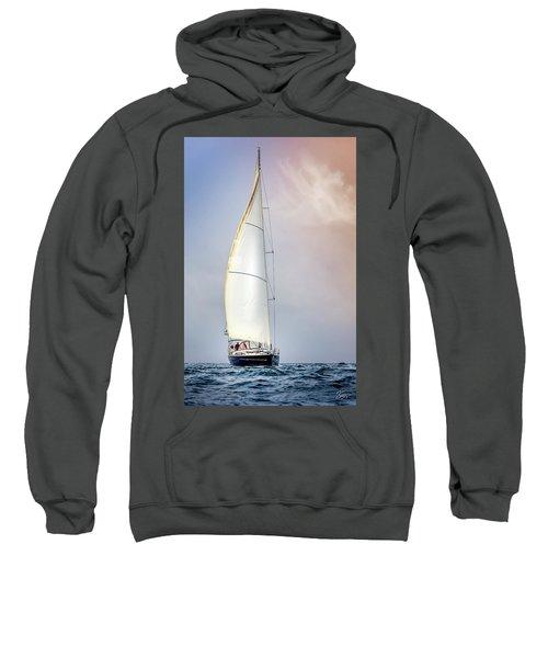 Sailboat 9 Sweatshirt