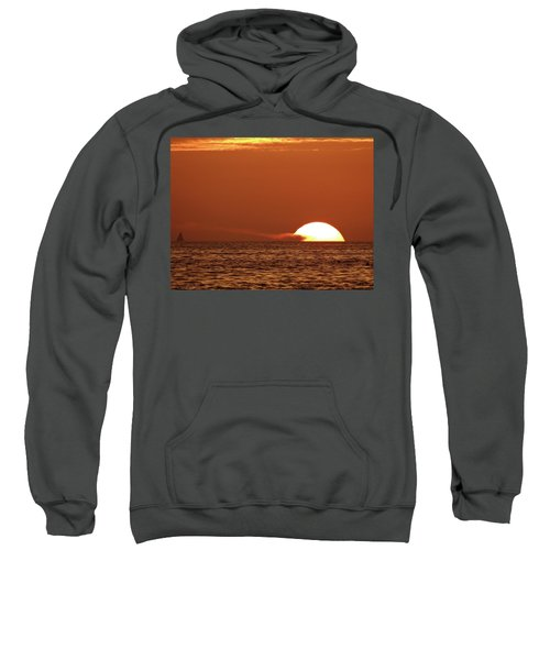 Sailing In The Sunset Sweatshirt
