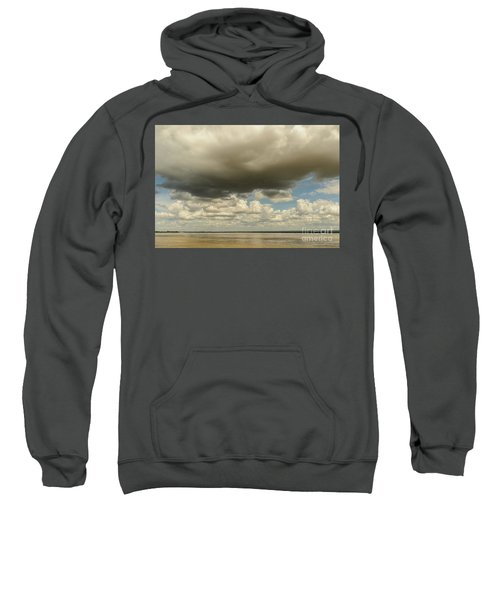 Sweatshirt featuring the photograph Sailing The Irrawaddy by Werner Padarin