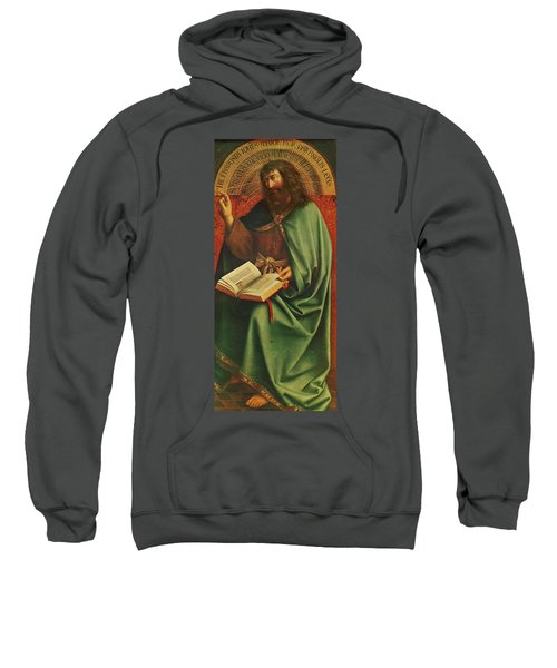 Saint John The Baptist   Sweatshirt