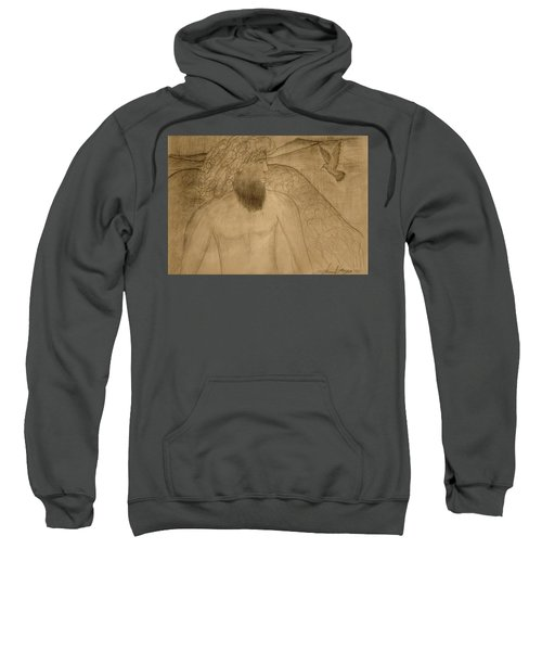Saint Michael The Archangel Sweatshirt