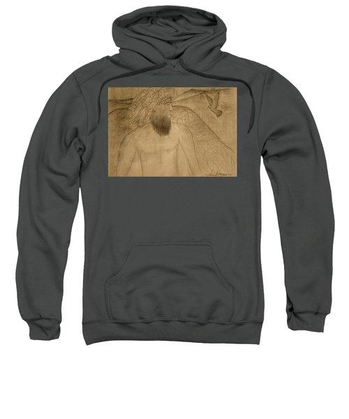 Saint Michael The Archangel Sweatshirt