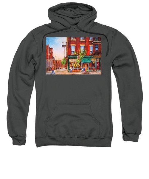 Saint Viateur Bagel Sweatshirt