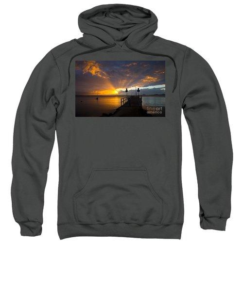 Salamander Bay Sunrise Sweatshirt