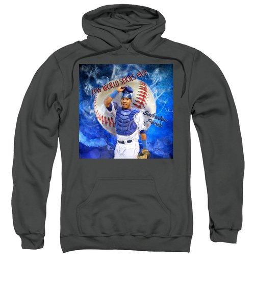 Salvador Perez 2015 World Series Mvp Sweatshirt