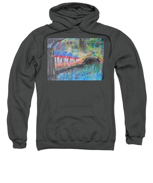 San Antonio By The River I Sweatshirt
