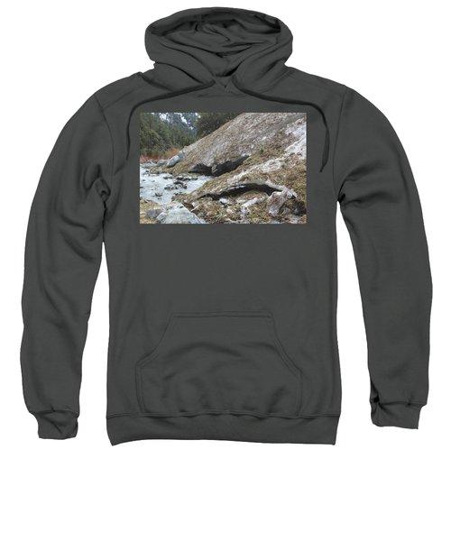San Antonio Glacier Sweatshirt
