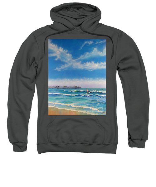 San Clemente Surf Sweatshirt