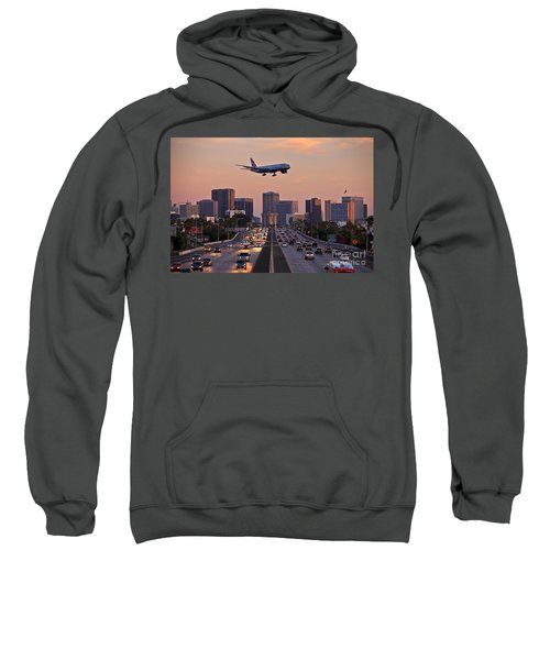 San Diego Rush Hour  Sweatshirt