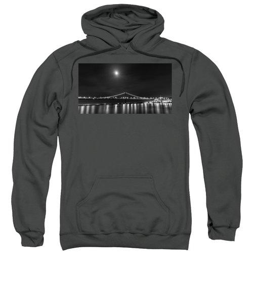 Sweatshirt featuring the photograph San Francisco by Chris Cousins