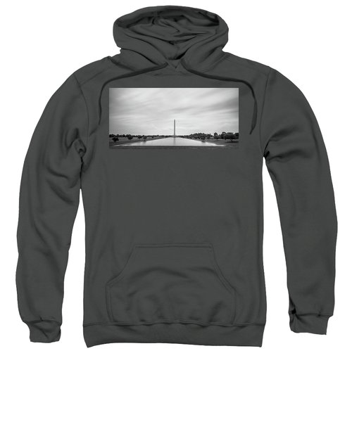 San Jacinto Monument Long Exposure Sweatshirt