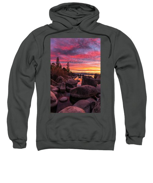 Sand Harbor Beach Sweatshirt