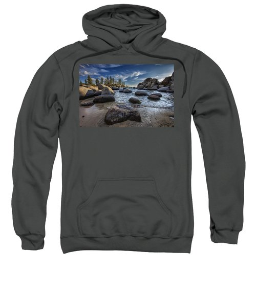 Sand Harbor II Sweatshirt