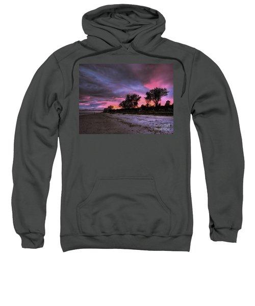 Sanibel Island Twilight Sweatshirt