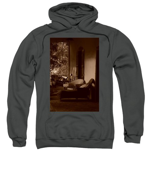 Santa Fe Porch Sweatshirt