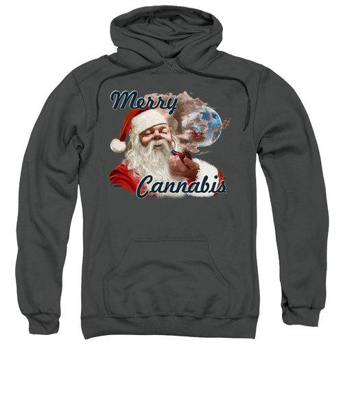 Santa's Oregon Vacation Sweatshirt