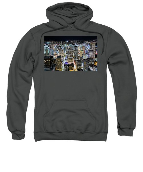 Seattle Lights Sweatshirt