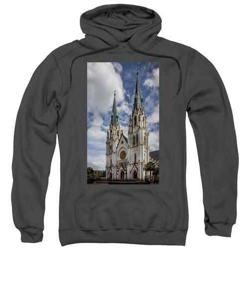 Savannah Historic Cathedral Sweatshirt
