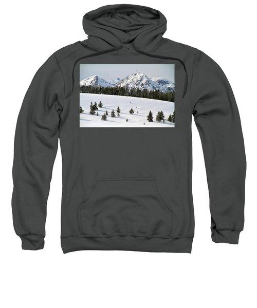 Sawtooth Wilderness Central Idaho Sweatshirt