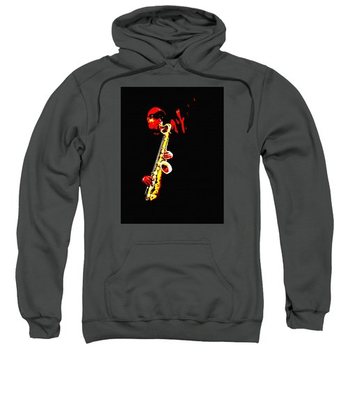 Sax Tribute Sweatshirt
